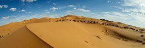 sahara viaje dunas