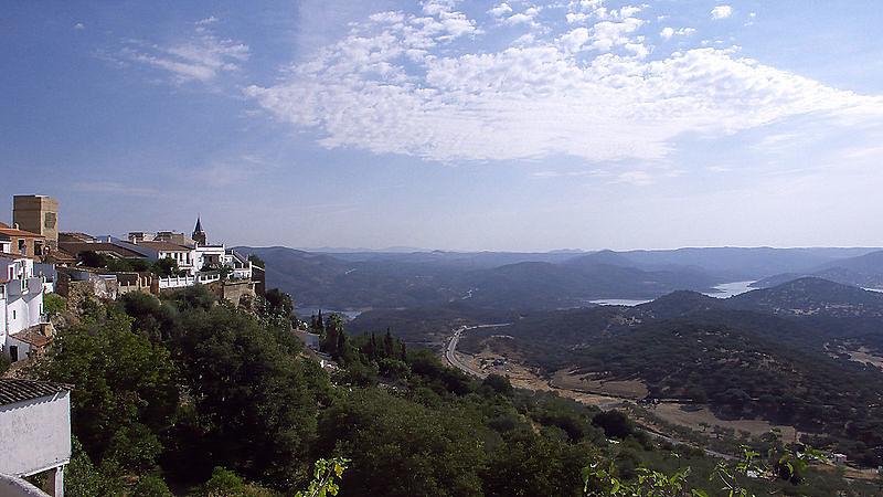 Senderismo dehesas de Aracena y Valdezufre 200315