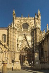 catedral de sevilla patrimonio de la unesco