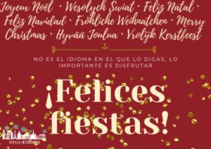 Sevilla Intercambio os desea Felices Fiestas