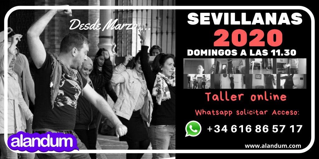 Online Sevillanas