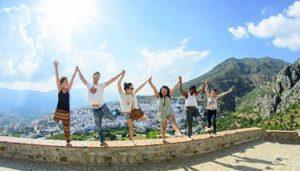 Viaje al mirador de Chefchaoen