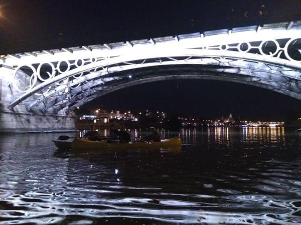 Disfruta Sevilla Haciendo Kayak
