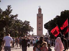 Mezquita Kutubia de Marrakech