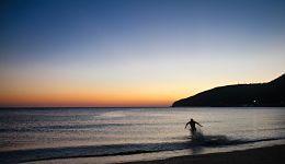Viaje a la playa de Asilah