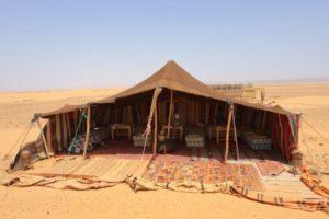 Viaje al desierto del Sahara