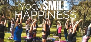yoga happiness