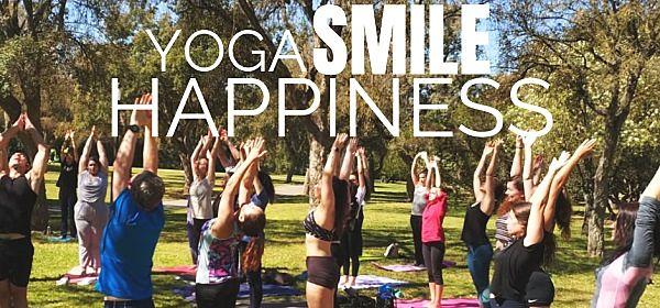 Clase de Yoga Parque 190622